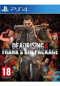 Dead Rising 4: Franks Big Package on PlayStation 4 - £6.99 Delivered @ Simplygames