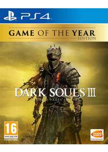 Dark Souls III: The Fire Fades Edition (Game of the Year Edition) (PS4/Xbox One) - £14.99 Delivered @ Simply Games