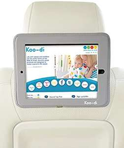 Koo-di iPad Holder for Child Car Travel - £3.75 + Free Click and Collect @ Argos. Others available, more in the OP