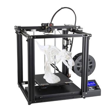 Creality Ender 5 3D Printer DIY Kit £190.79 Delivered via Germany @ Tomtop