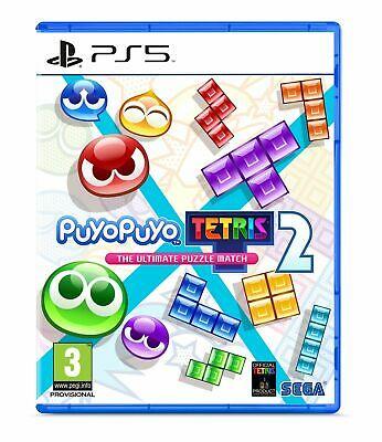 Puyo Puyo Tetris 2 Inc Bonus DLC (PS5/PS4/Xbox Series X I Xbox One) - £17.99 Delivered With Code @ Boss-Deals/eBay