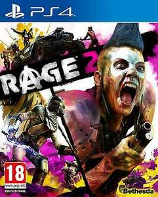 Rage 2 (PS4) ex rental 'Used - Good' £6.99 delivered @ Boomerang via Ebay