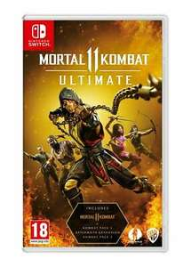 Mortal Kombat 11 Ultimate Code-in-a-Box (Switch) £26.99 Delivered @ Boss Deals via eBay