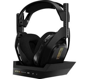 Astro A50 Wireless 7.1 gaming headset £200 with code Currys PC World