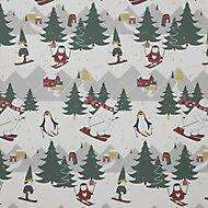 4m Christmas Gift Wrap Various designs Just 35p @ B&Q - click & collect