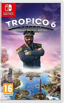 Tropico 6 (Nintendo Switch) - £26.99 @ Boss Deals eBay