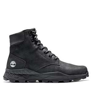 Timberland Brooklyn 6 Inch Boots for Men in Black, or Yellow now £65.25 delivered @ Timberland