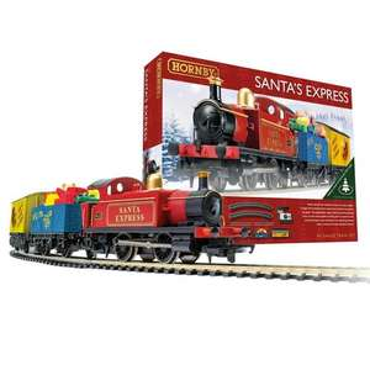 HORNBY R1248 R1248M Santa's Express Christmas Train Set £48.99 Jadlam Toys and Models