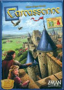 Carcassonne Board Game £27.55 with code @ PlayBoardGames