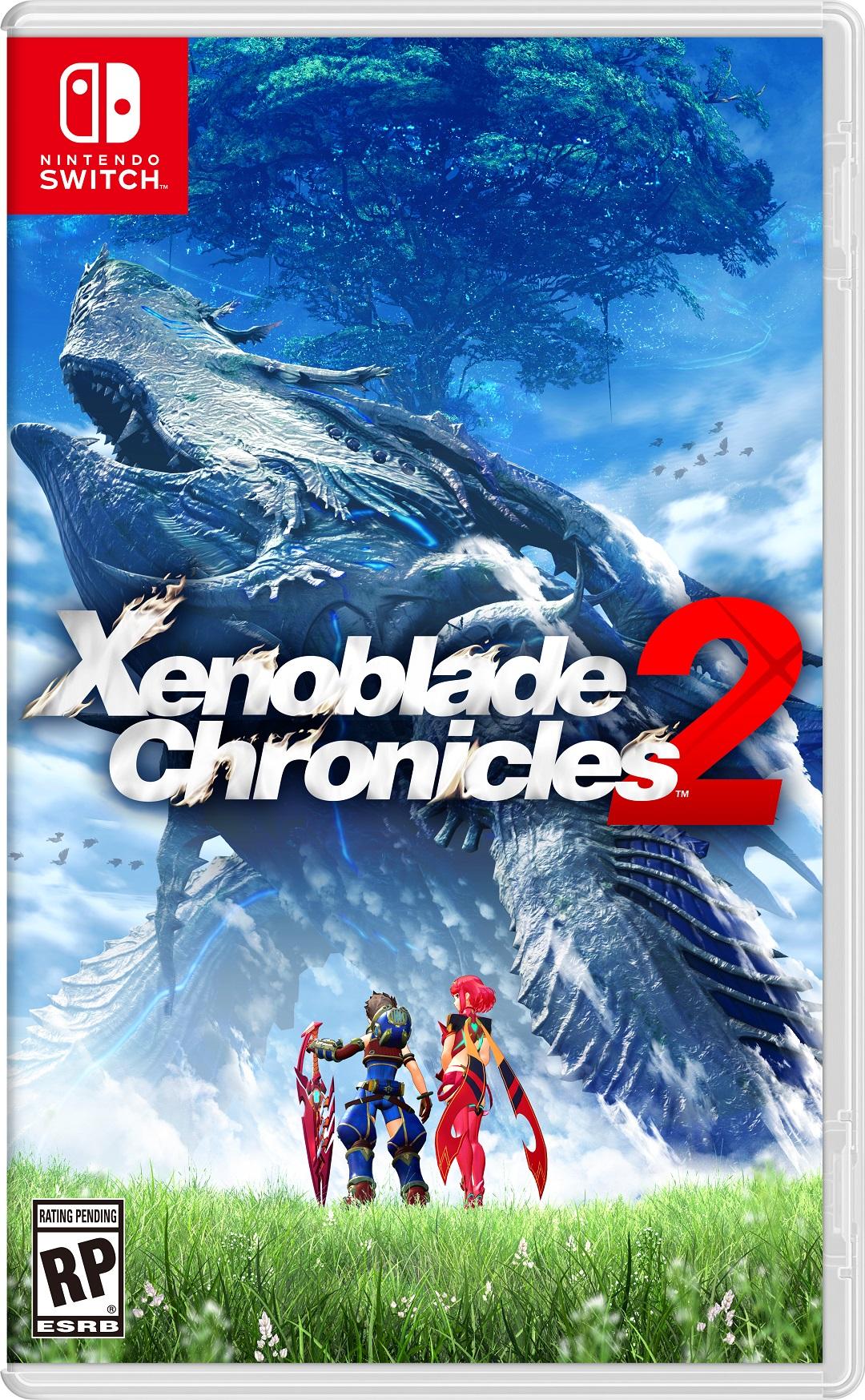 Xenoblade Chronicles 2 (Nintendo Switch) £22.26 Refurbished @ MusicMagpie eBay