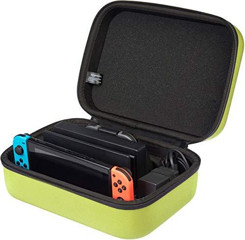 AmazonBasics Hard Shell Travel and Storage Case for Nintendo Switch - £8.32 Prime (+£4.49 NP) @ Amazon