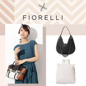 Fiorelli Upto 70% OFF Winter Sale Now On! Prices from £13 Free Delivery on £40 Spend + Free Returns @ Fiorelli