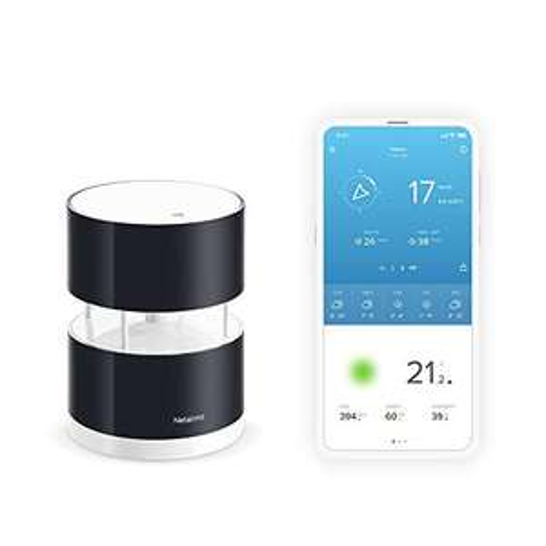 Netatmo Wireless Anemometer with wind speed and direction sensor £64.98 @ Amazon