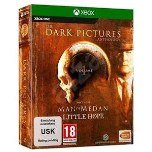 The Dark Pictures Anthology: Volume 1 Limited Edition (Xbox One) £24.99 Delivered @ Simply Games