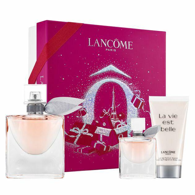 Lancome la vie est belle eau de parfum 50ml gift set 2020 £51 (plus 12% cashback with TC) at Lancome Shop