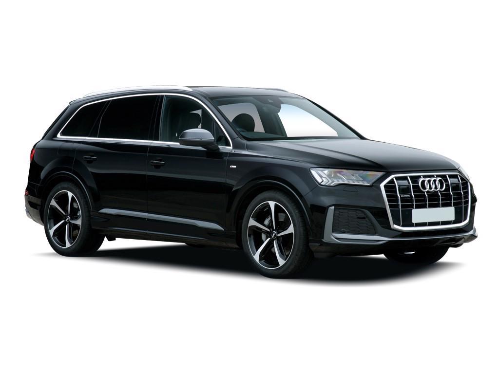 AUDI Q7 ESTATE 55 TFSI QUATTRO Black Edition 5DR TIPTRONIC [C+S] £63,895 at Drive the Deal