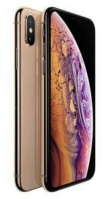 Apple iPhone Xs 5.8 Inch 64GB 12MP 4G iOS Dual Sim Mobile Phone - Gold. Refurbished. £444.99 @ Argos eBay
