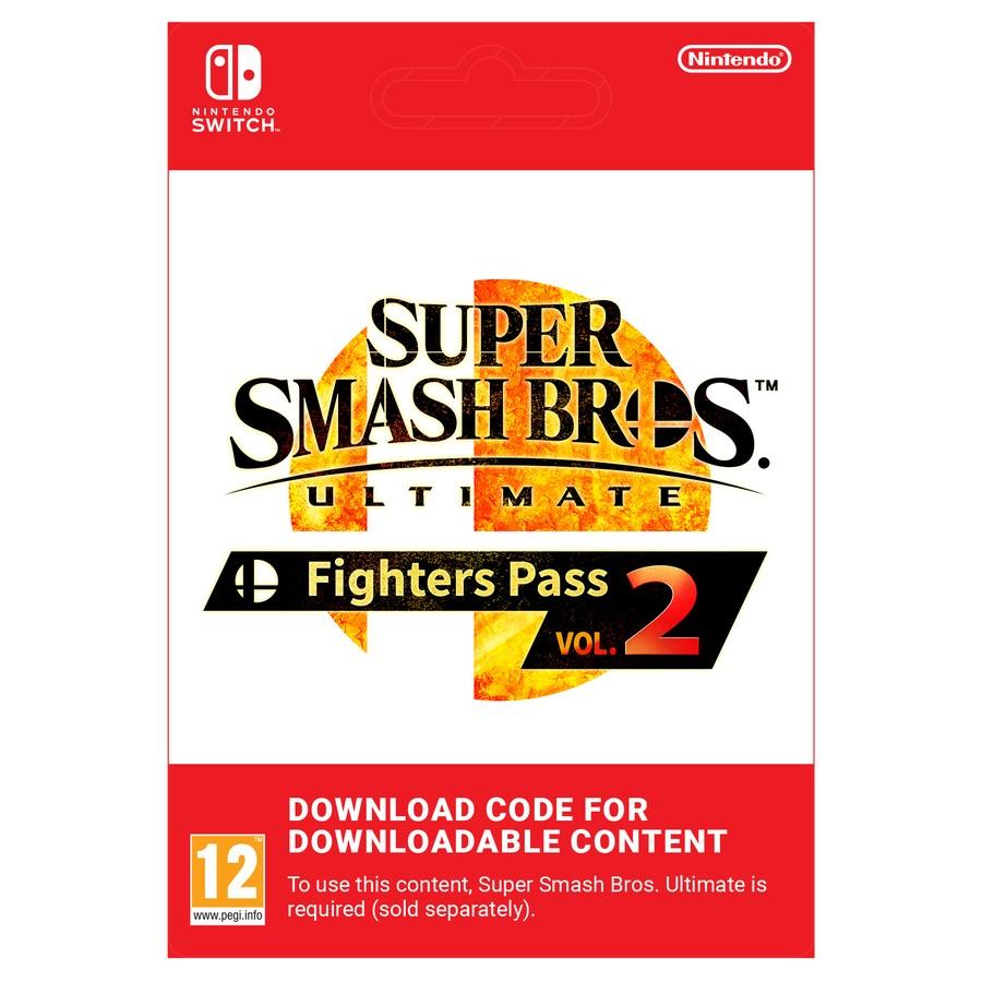 Super Smash Bros. Ultimate: Fighters Pass Vol. 2 Nintendo Switch - £19.85 @ ShopTo