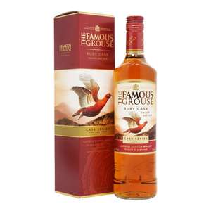 Famous Grouse Ruby Cask £20.95 delivered at The Whisky World