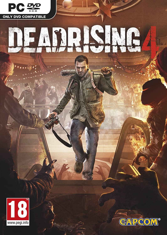 Dead Rising 4 [Steam] @ CDKeys - £4.59