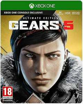 Gears 5 Ultimate (Steelbook) Edition £17.99 at ebay/bossdeals (use code)