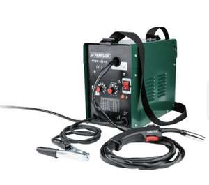 Gas-less MIG welder, £49.99 from 26th / 27th December @ Lidl