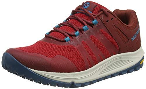 Merrell Men's Nova Trail Running Shoes (Colour:Magma) Size 12 (UK) £52.30 @ Amazon
