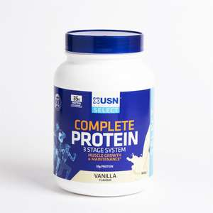 USN Select Complete Protein 900g - Vanilla £14.99 + £3.49 del at Home Bargains
