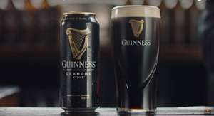 10 x 440ml Cans Guinness Draught Stout Beer £9.02- Asda - Scotland