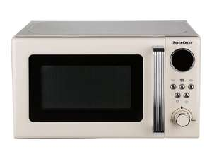 Silvercrest 700W Microwave £24.99 From 26th December @ Lidl