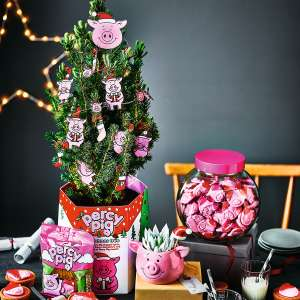 Percy Pig Christmas Tree In Store - Marks & Spencer National