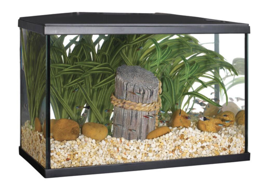 Marina Premium LED Aquarium £24.99 @ Lidl