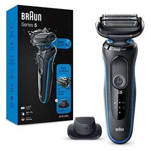 Braun Series 5 Electric Shaver for Men with Precision Beard Trimmer, Wet and Dry - £59.99 @ Amazon