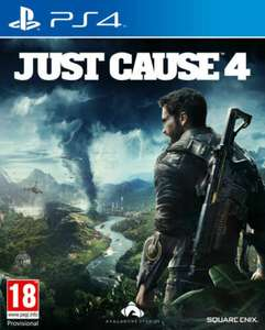 Just Cause 4 PS4 (Used) - £5.99 @ Music Magpie / Ebay