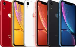 iPhone XR 64GB £22.99/mo for 36 Months £827.64 @ Tesco Mobile