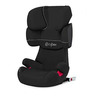 CYBEX X-Fix Car Seat ISOFIX, Group 2/3, £74.99 sold and delivered by Amazon