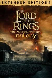 Lord of the Rings Ex Trilogy (4K) £17.99, The Hobbit Ex Trilogy (4K) £17.99, Middle Earth 6 Ex Film Bundle (4K) £29.99 @ iTunes