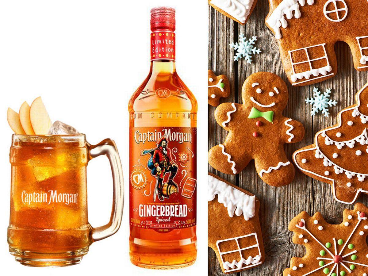 Captain Morgan Gingerbread Spiced Rum 30% 70cl - £10 @ Asda