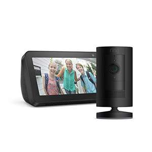 Echo Show 5 + Ring Stick Up Cam Battery bundle £89 @ Amazon