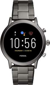 Gen 5 Smartwatch The Carlyle HR Smoke Stainless Steel £145 at Amazon