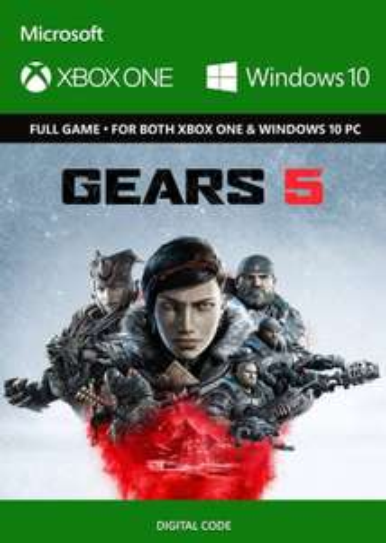 [Xbox One/PC] Gears 5 - £8.14 @ Greenman Gaming
