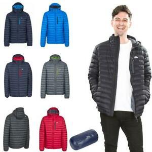 Mens Trespass Digby Packaway Down Jacket £34.95 @ ek_wholesale_co / ebay