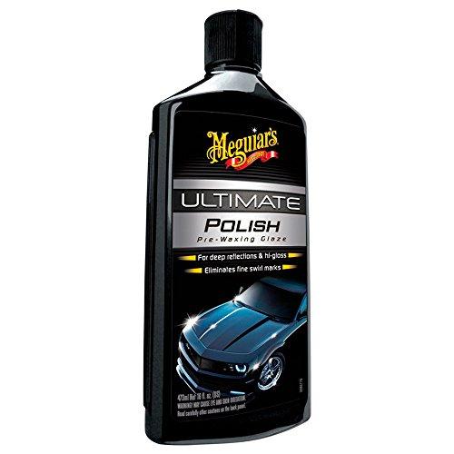 Meguiar's G19216EU Ultimate Car Polish Pre-Waxing Glaze 473 ml £9.95 (Prime) + £4.49 (non Prime) at Amazon