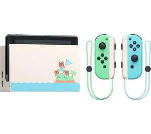 10% off Currys e.g. Switch Console Animal Crossing £296.10 / Super Mario 3D All-Stars or Mario Odyssey £33.29 / Nvidia Shield Pro £161.10