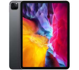 "APPLE 11"" iPad Pro (2020) - 128 GB, Space Grey - £664.17 delivered @ Currys PC World"