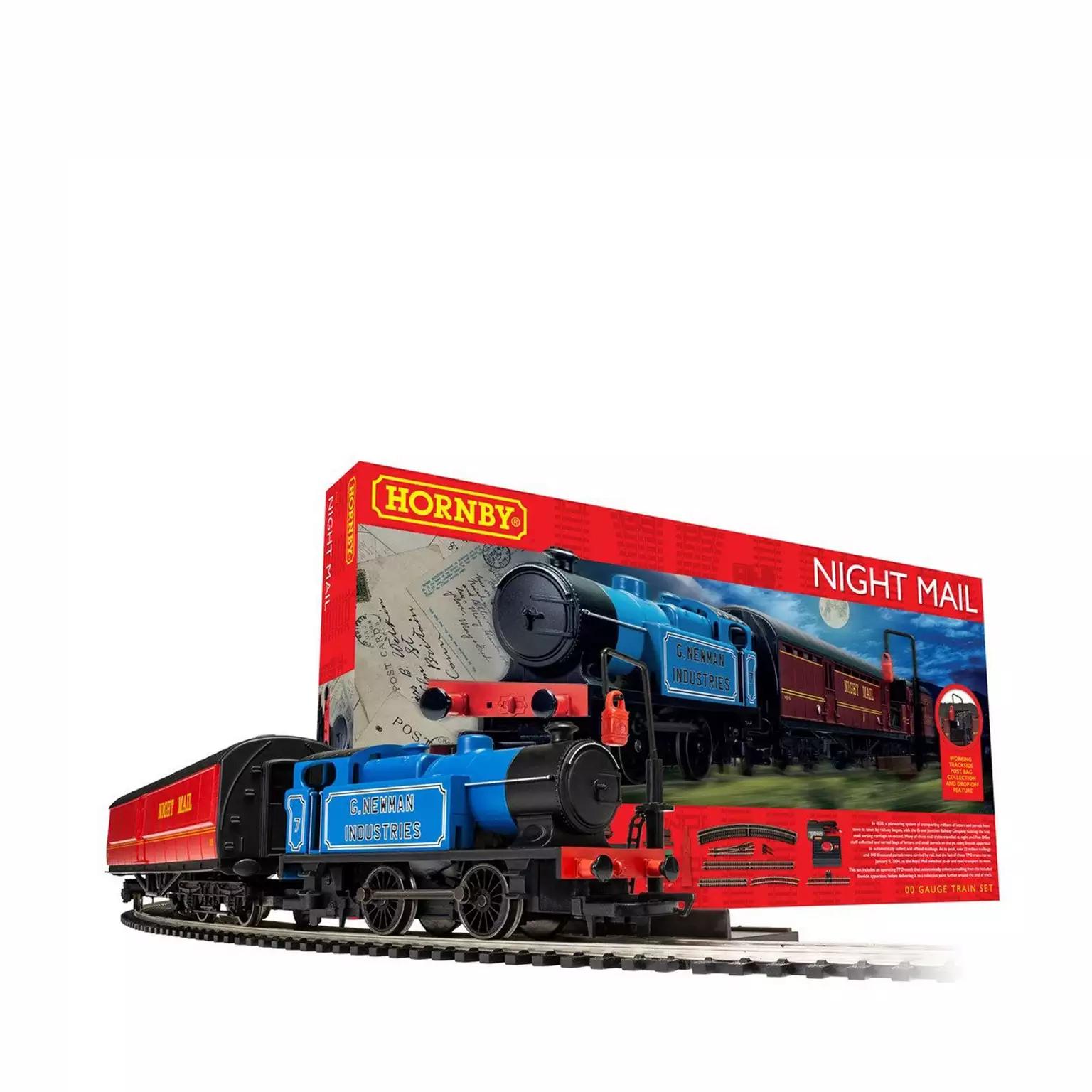 Hornby Night Mail Train Set - £99.99 delivered @ Debenhams