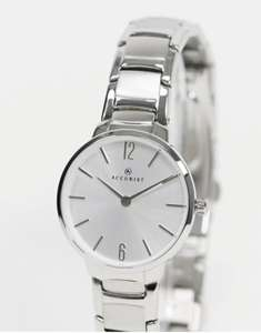 Ladies Accurist Bracelet Watch Now £22 - Delivery is £4 or Free with £35 / Delivery Pass @ ASOS