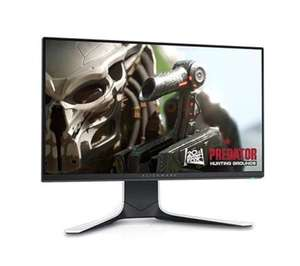 """Dell Alienware AW2521HFL 25"""" 240Hz IPS FHD FreeSync (G-SYNC Compatible) Gaming Monitor £269.10 with code at Currys PC World"""