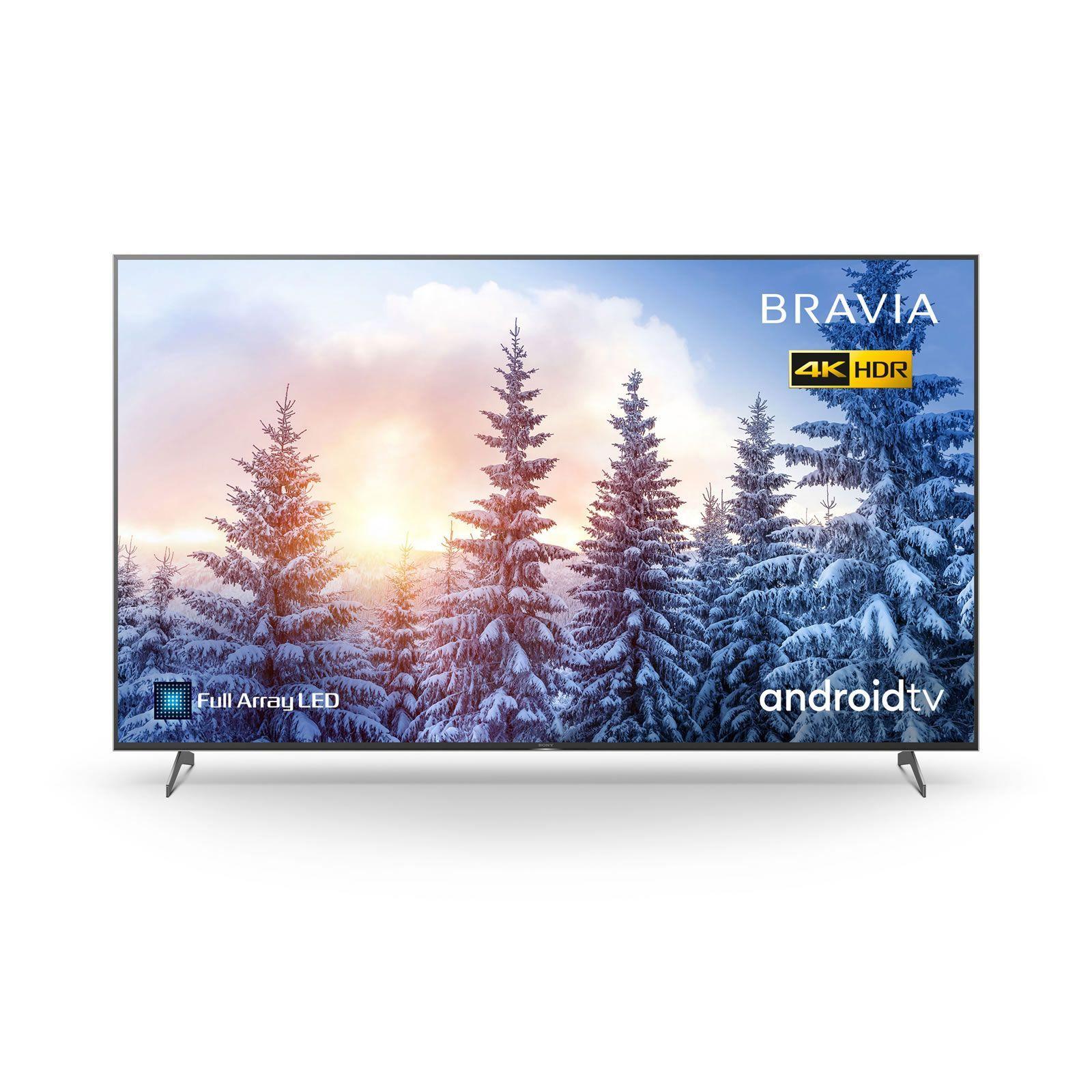 Sony KD85XH9005BU 85inch 4K HDR LED Smart TV - £2,299 @ Electrical Discount UK