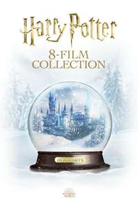 Harry Potter 8 Film Collection 4K £34.99 @ Itunes